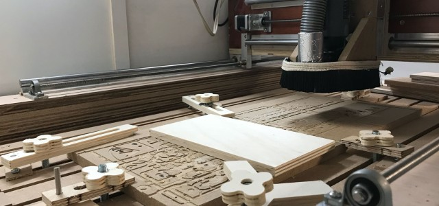 How I created my own CNC machine – part1