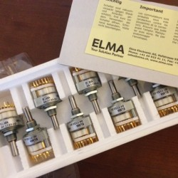ELMA switches have arrived!