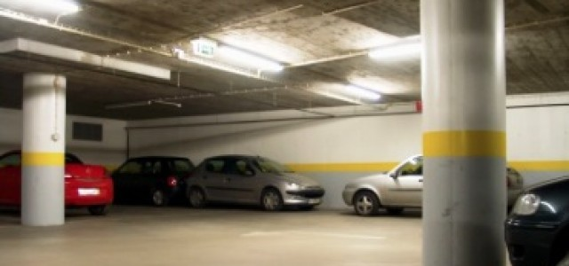 Roomtone: parkinggarage in Zwolle